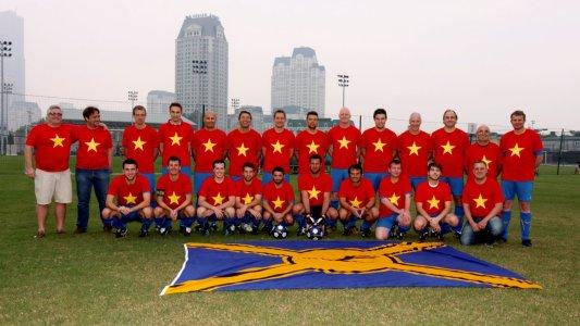 LSV Köln - FC Jumöbo Reiseteam 2012 in Hanoi klein