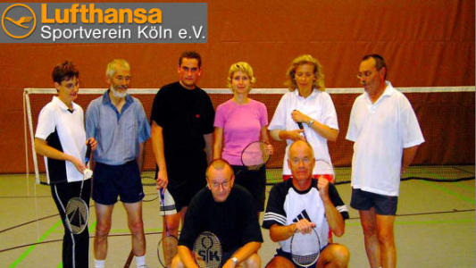 Lufthansa Sportverein Köln e.V. - Sparte Badminton - B2 gross