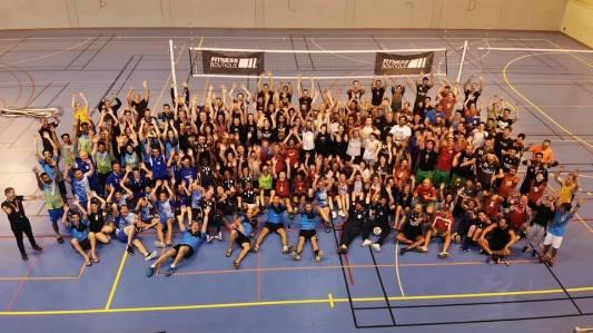 Lufthansa Sportverein Köln e.V. - Interline Korsika - Volleyballturnier Juni 2019 klein