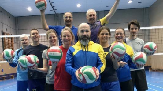 Lufthansa Sportverein Köln e.V. - Sparte Volleyball - B4 klein