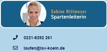 Lufthansa Sportverein Köln e.V. - Spartenleiterin Badminton - Sabine Rittmeyer