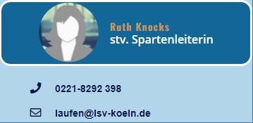 Lufthansa Sportverein Köln e.V. - Spartenleiterin Badminton - Ruth Knocks